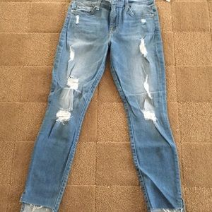 NWT 7 for all man kind jeans